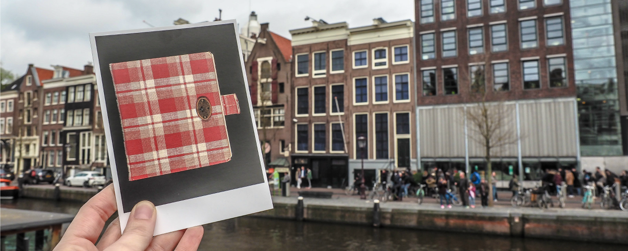 Diary of Anne Frank's Secret Annex in Amsterdam, Anne Frank House