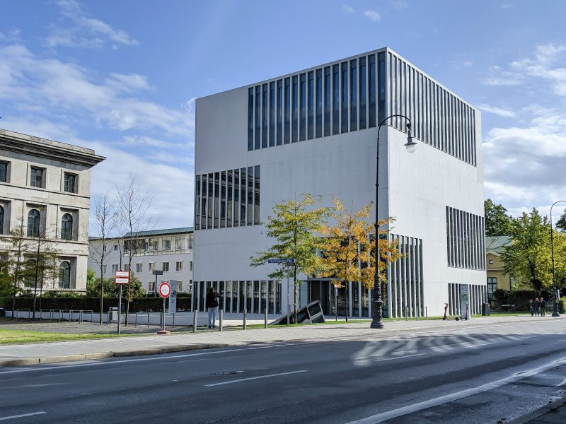 Reasons to visit the Munich NS-Documentation Center in Germany   Nazi, National Socialism history museum and learning center   Brown House, Adolf Hitler headquarters