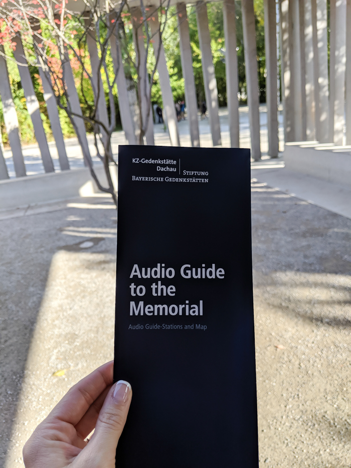 Complete Guide to Visiting Dachau Concentration Camp | Munich, Germany | Audio guide rental