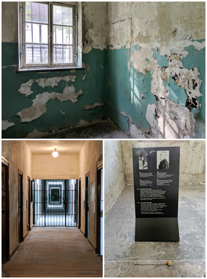 Complete Guide to Visiting Dachau Concentration Camp | Munich, Germany | Religious memorials | Inside the bunker
