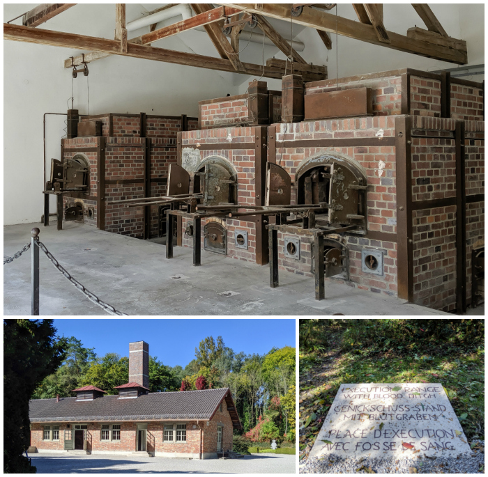 Complete Guide to Visiting Dachau Concentration Camp | Munich, Germany | Religious memorials | crematorium
