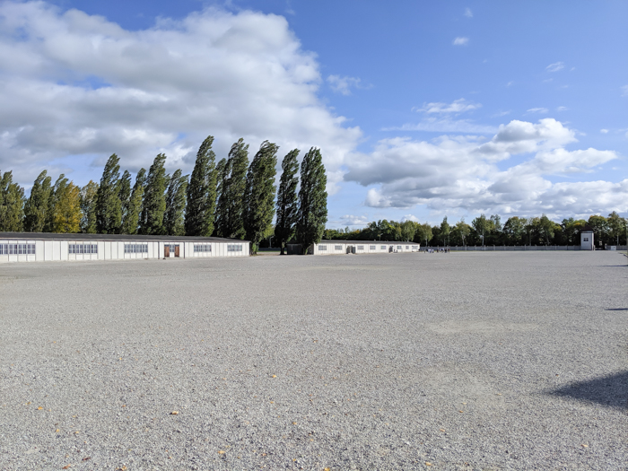Complete Guide to Visiting Dachau Concentration Camp | Munich, Germany | Religious memorials | Main roll call square