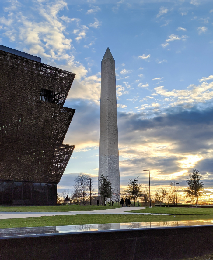 WWII Sites in Washington DC and Arlington, Virginia that you shouldn't miss | The Smithsonian National Museum of African American History and Culture