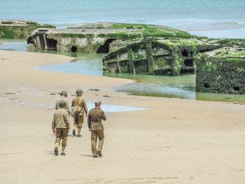7 of the Best D-Day Sites to Visit in Normandy If You Have Just 1 Day | Normandy, France WWII sites and World War II history | #wwii #normandy #dday #omahabeach