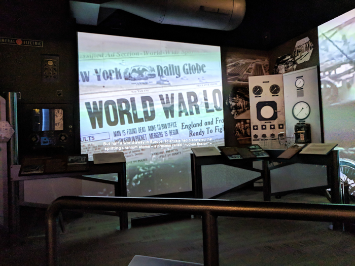 American Museum of Science and Energy   How to Visit Manhattan Project sites in Oak Ridge, Tennessee   World War II museum, Oak Ridge National Laboratory, Atomic City, Secret City, US Department of Energy, American Museum of Science and Energy #oakridge #tennessee #worldwarii #atomicbomb #manhattanproject