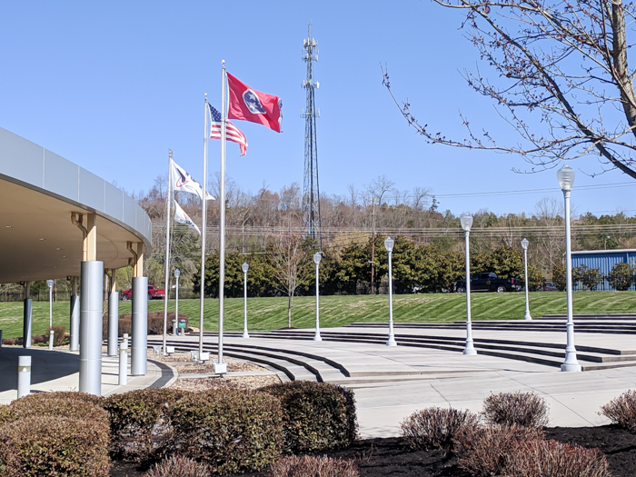 Y-12 National Security Complex   How to Visit Manhattan Project sites in Oak Ridge, Tennessee   World War II museum, Oak Ridge National Laboratory, Atomic City, Secret City, US Department of Energy, American Museum of Science and Energy #oakridge #tennessee #worldwarii #atomicbomb #manhattanproject