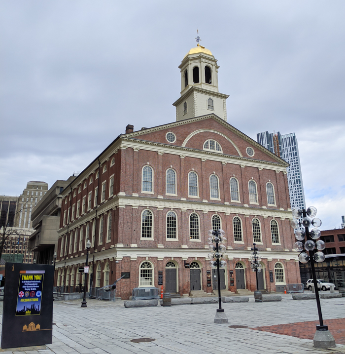 WWII Museums in Boston, Massachusetts - Faneuil Hall - Ancient & Honorable Artillery Company Museum