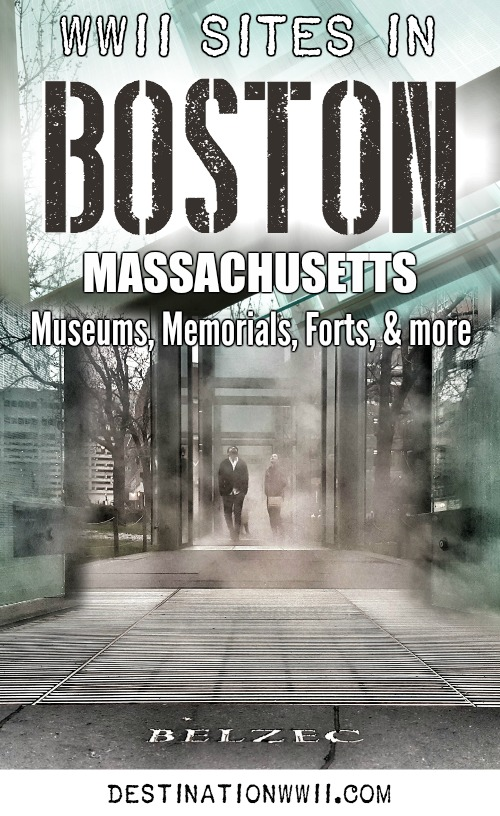 WWII sites in Boston, Massachusetts: Museums, memorials, monuments, forts, and more / Holocaust Memorial, military museums, battleships, Boston Harbor Islands forts, victory gardens #boston #wwii #wwiimuseum #wwiimemorial #holocaustmemorial #massachusetts #newengland