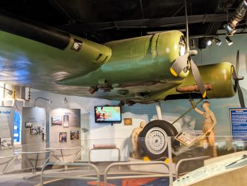 WWII sites in Orlando, Florida / WWII museums and memorials near Orlando and central Florida / World War II history