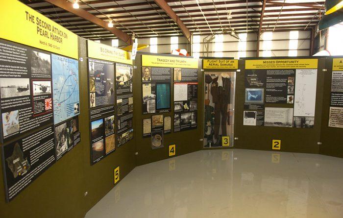 wwii sites in orlando (and thereabouts), kissimmee air museum history displays, warbirds adventures
