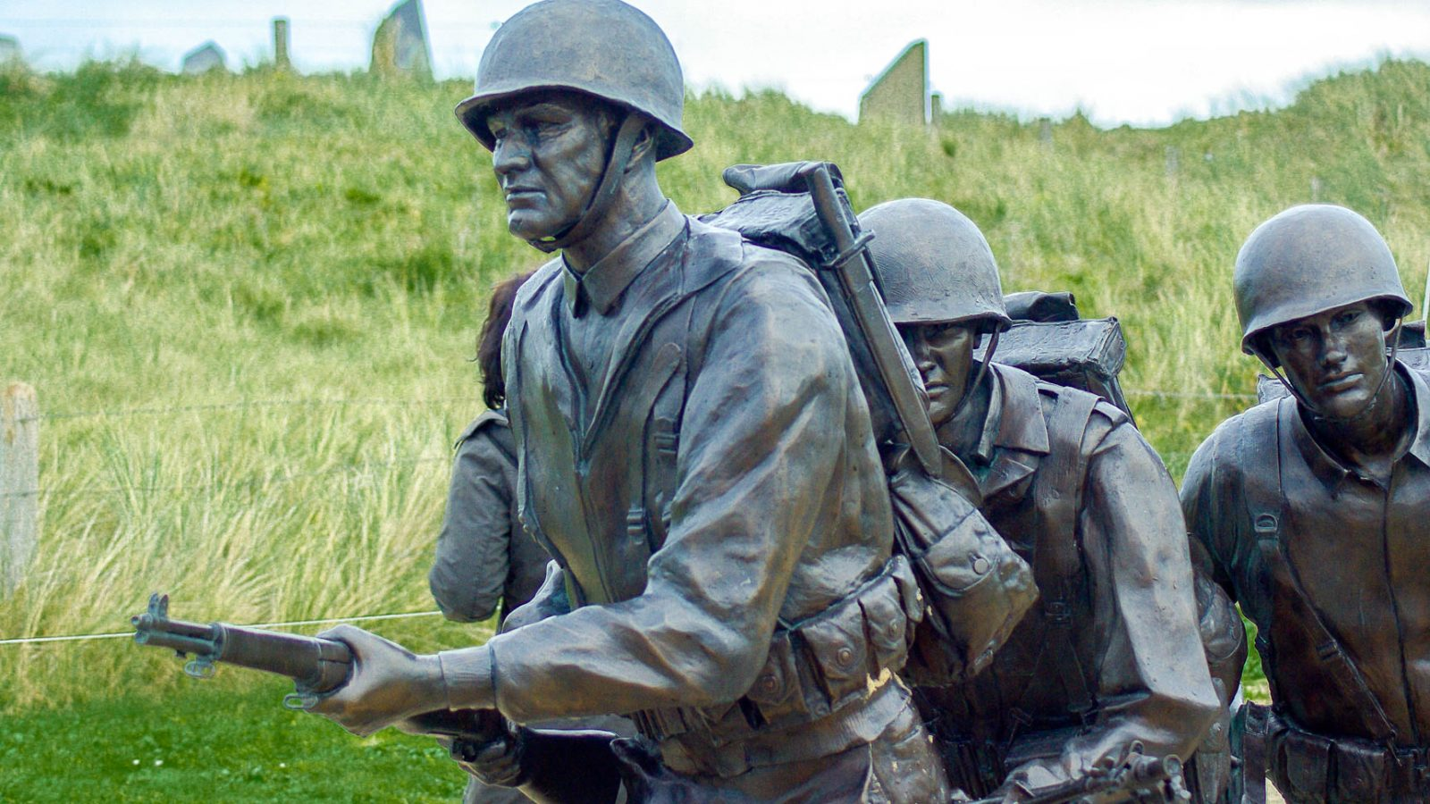 What to see at Utah Beach in Normandy, France   World War II and D-Day sites, museums, memorials, monuments, shops, restaurants, and more! #utahbeach #normandy #france #wwii #dday