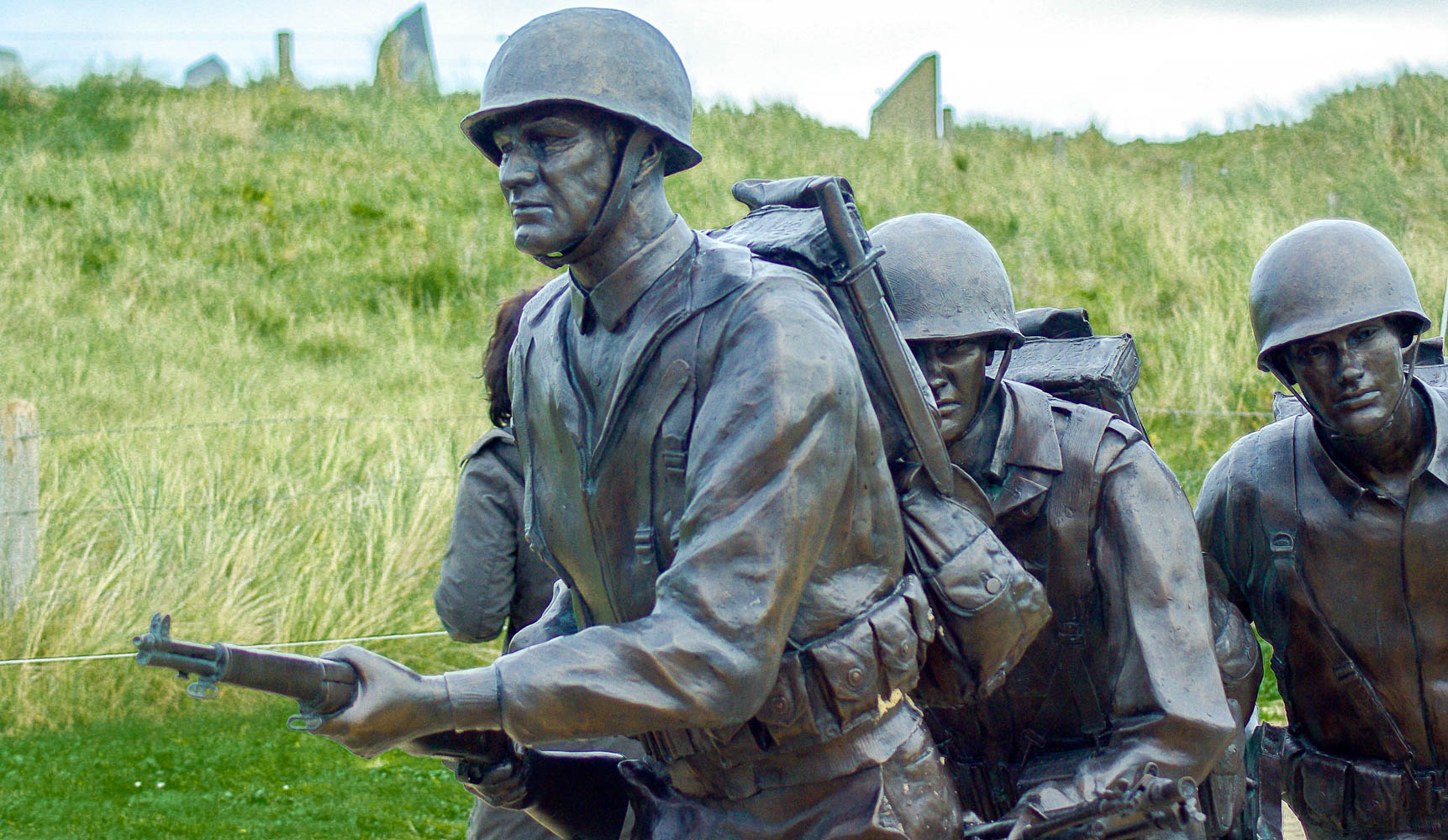 What to see at Utah Beach in Normandy, France | World War II and D-Day sites, museums, memorials, monuments, shops, restaurants, and more! #utahbeach #normandy #france #wwii #dday
