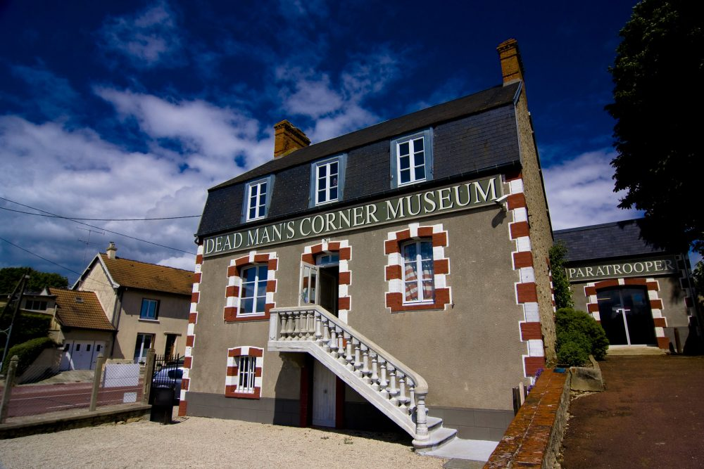 What to see at Utah Beach, Normandy France | Dead Man's Corner Museum and D-Day Experience
