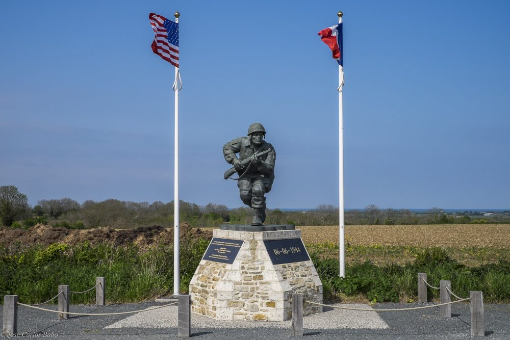 Richard D. Winters Leadership Monument