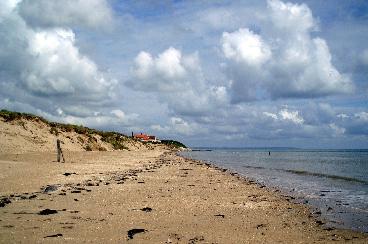 What to see at Utah Beach Normandy - things to see at Utah Beach, memorials, museums, monuments, and more