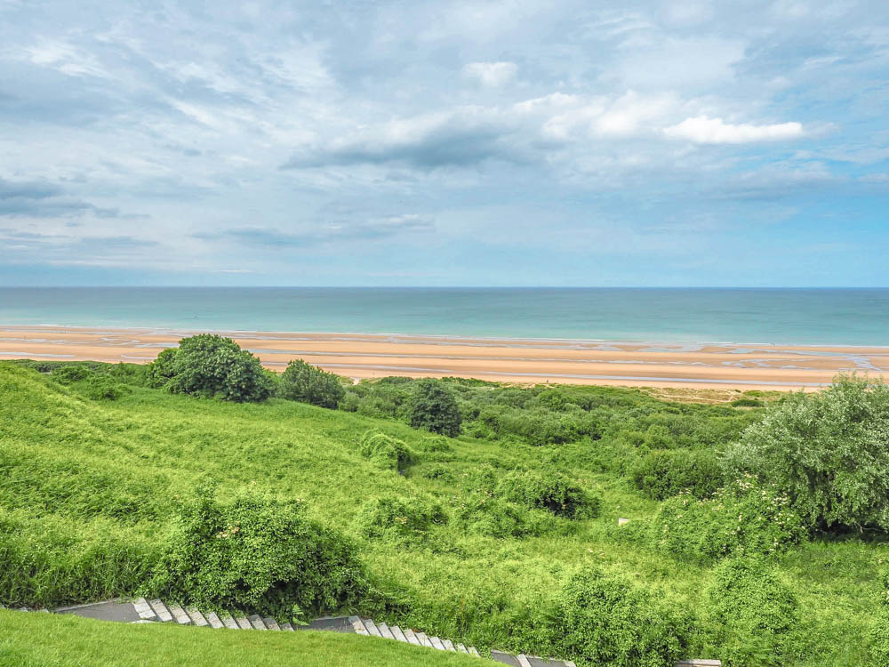 What to see at Omaha Beach, Normandy, France