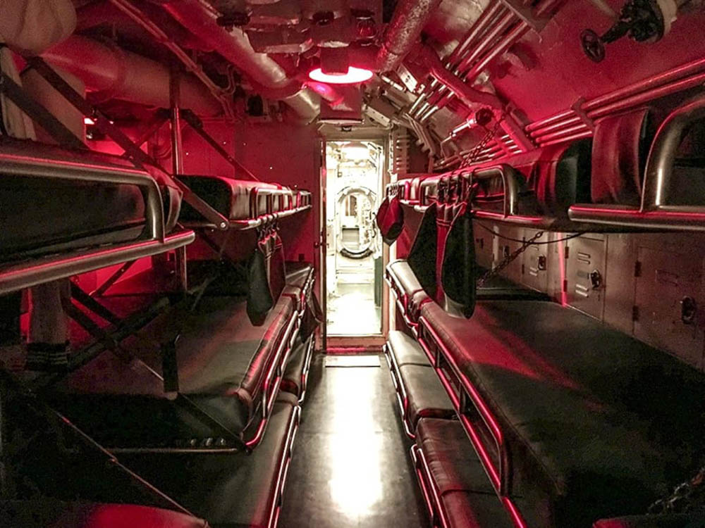 WWII hotels and Airbnbs around the world | Submarine, Manitowoc, Wisconsin