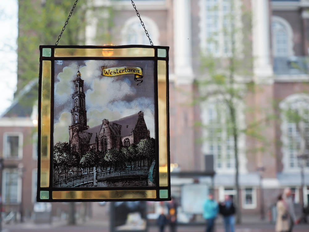 church in the Jordaan neighborhood | Tips for visiting the Anne Frank House museum in Amsterdam