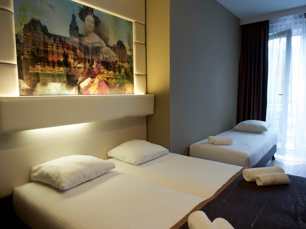 Hotel Mosaic City Center in the Jordaan neighborhood | Tips for visiting the Anne Frank House museum in Amsterdam