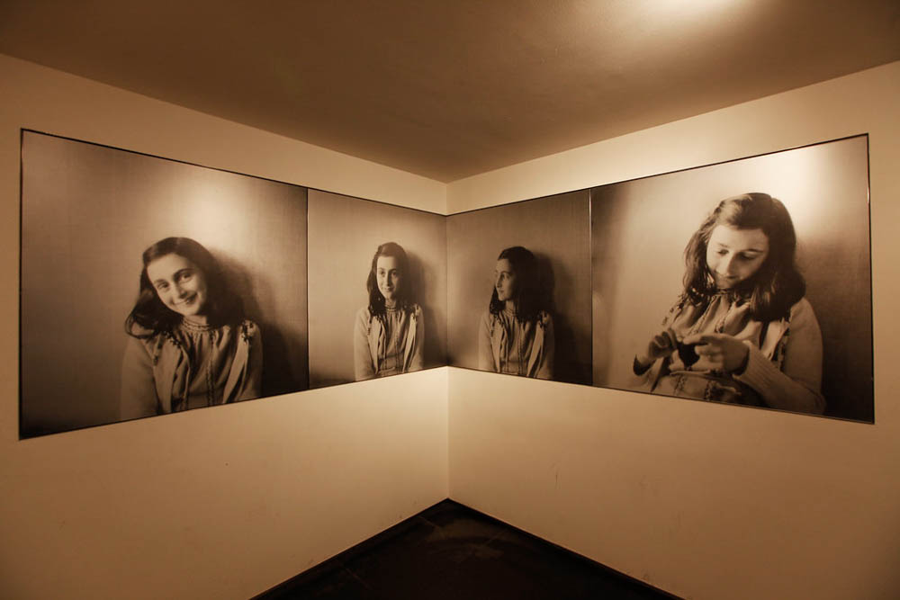 Photos of Anne Frank | Tips for visiting the Anne Frank House museum in Amsterdam