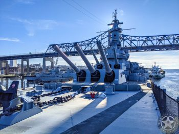 8 Reasons U.S. Battleship Museums are the Best Museums | USS Massachusetts, Battleship Cove, Fall River, Massachusetts