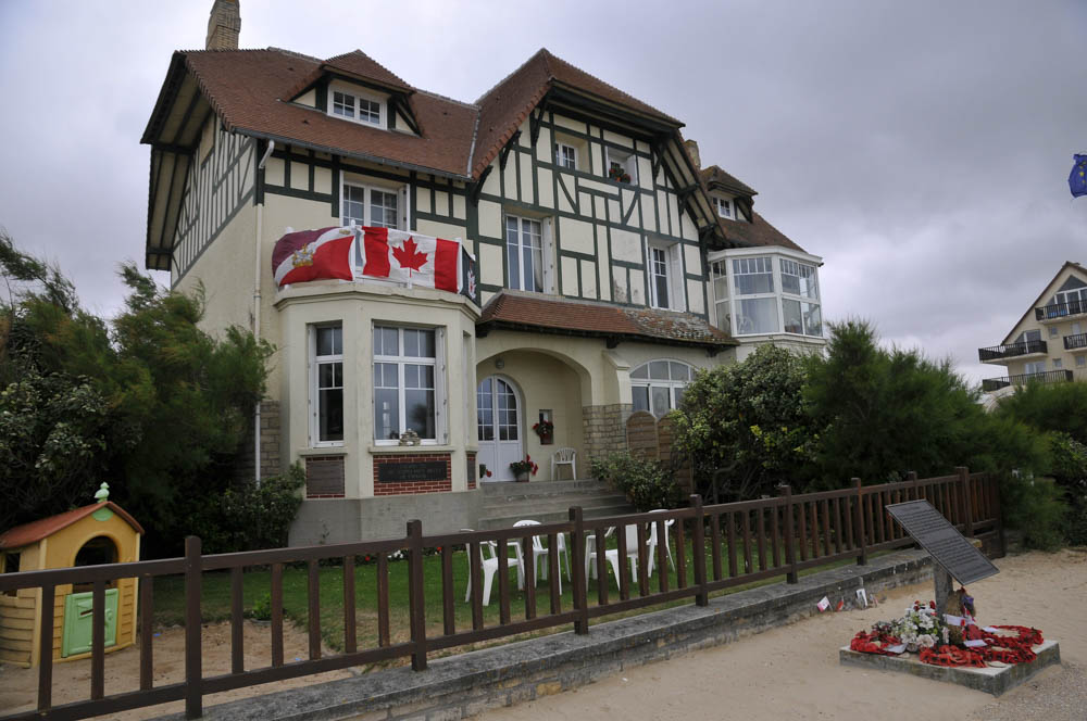 Canada House   Visiting Juno Beach Normandy, Museums and Memorials to Visit to explore Canada's D-Day history
