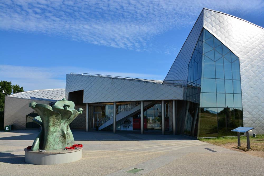Juno Beach Center museum   Visiting Juno Beach Normandy, Museums and Memorials to Visit to explore Canada's D-Day history